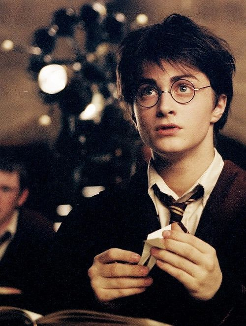 Harry Potter. The protagonist of the story, who is gradually transformed from timid weakling to powerful hero by the end. Marked on the forehead with a lightning-shaped scar, Harry is marked also by the confrontation between good and bad magic that caused that scar: the standoff between the evil Voldemort and his parents who died to save their son. The story eventually becomes a tale of Harry's vengeance for their wrongful deaths.