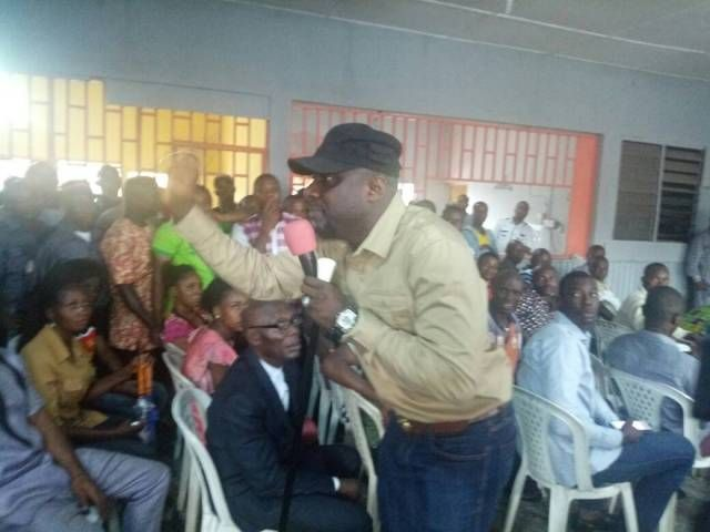 No more Extortion and Detractors in Transportation sector  Orman Esin