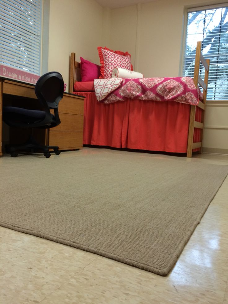 A Rug Is A Great Way To Add Warmth And Comfort To Your Room On Campus Dorm Liferoom Decorationsdorm