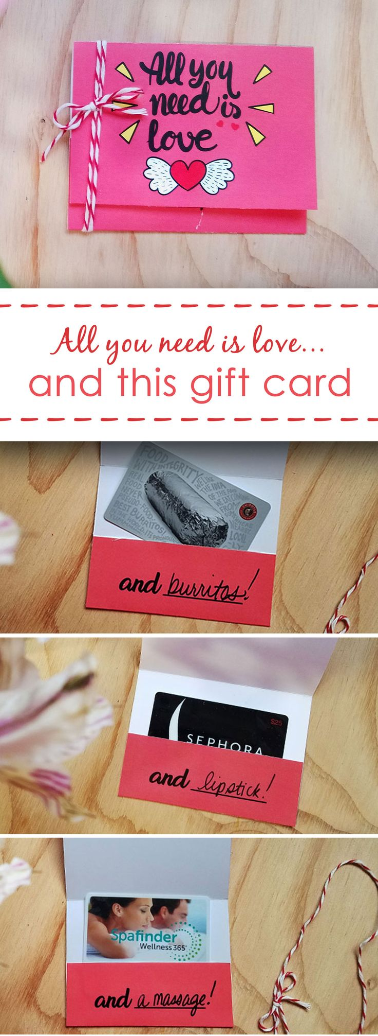 207 Best Free Printables For Gifts Images On Pinterest Free