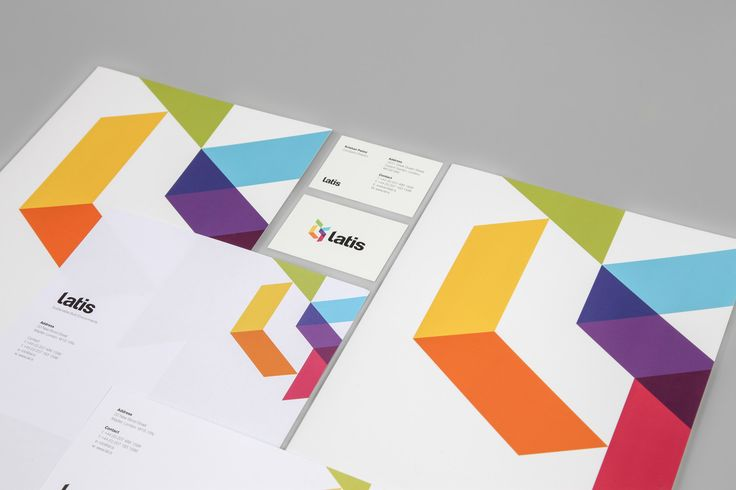 Latis Brand Identity designed by She Was Only