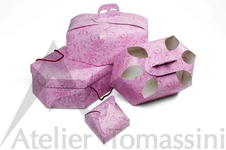 Packaging orchidea #scatole #packaging #ateliertomassini #portatorte #pasticceria #scatola #pastry #bakery #design #politenata #politenate #imballaggio #bakery #PE-protect
