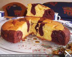 Zebrakuchen für Diabetiker (Rezept mit Bild) von Dragonfly-Lady | Chefkoch.de
