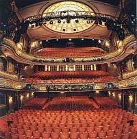 The Aldwych Theatre auditorium