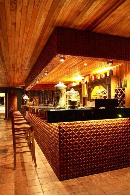 The restaurant at the D'jadul Village & Resort. Photo courtesy of D'jadul Village & Resort.