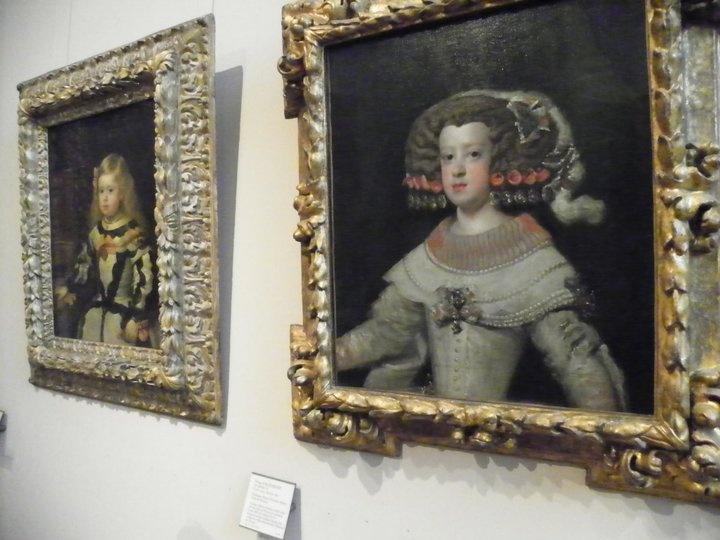 Valezquez in Louvre