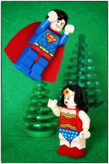 Lego: Superman & Wonder Woman