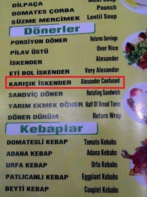 Türk Turizminin İngilizce İle Mücadelesinde 20 Büyük Eser
