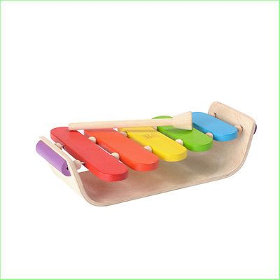 Plan Toys Oval Xylophone PT6405 Kids Musical Toys Gifts NEW