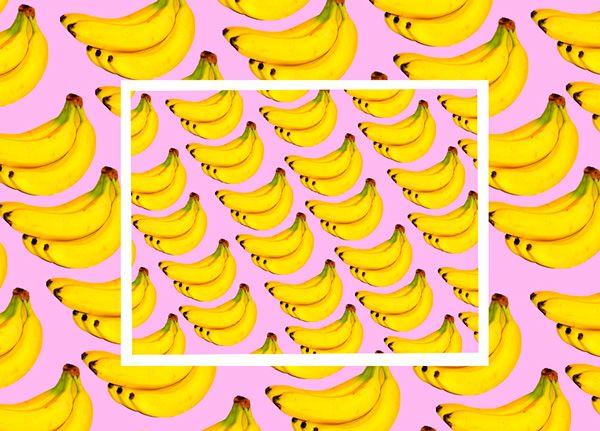 no banana on Behance
