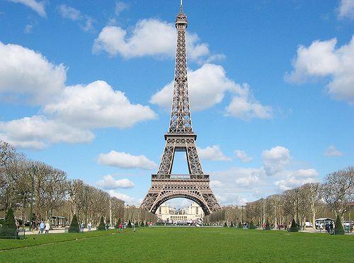 Paris: a place I would like to go