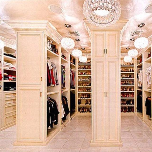 32 Best Images About Dream Closet On Pinterest Closet