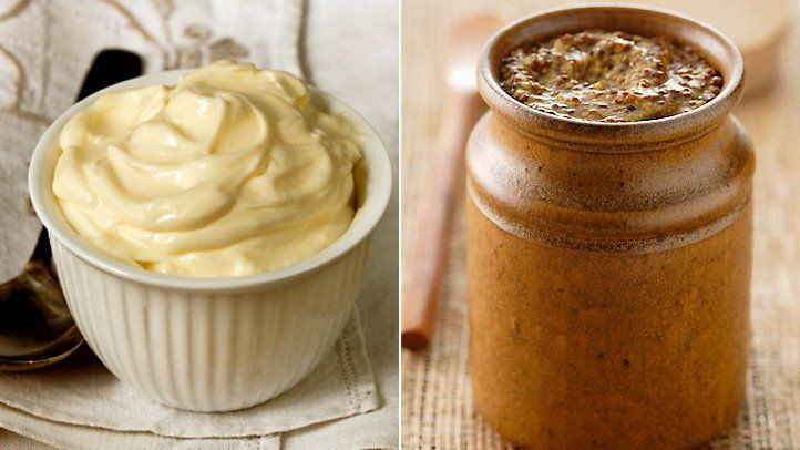 Small changes, like choosing mustard over mayo, can cut 100 calories from your midday meal. Learn 9 other easy ways to cut calories at lunchtime.
