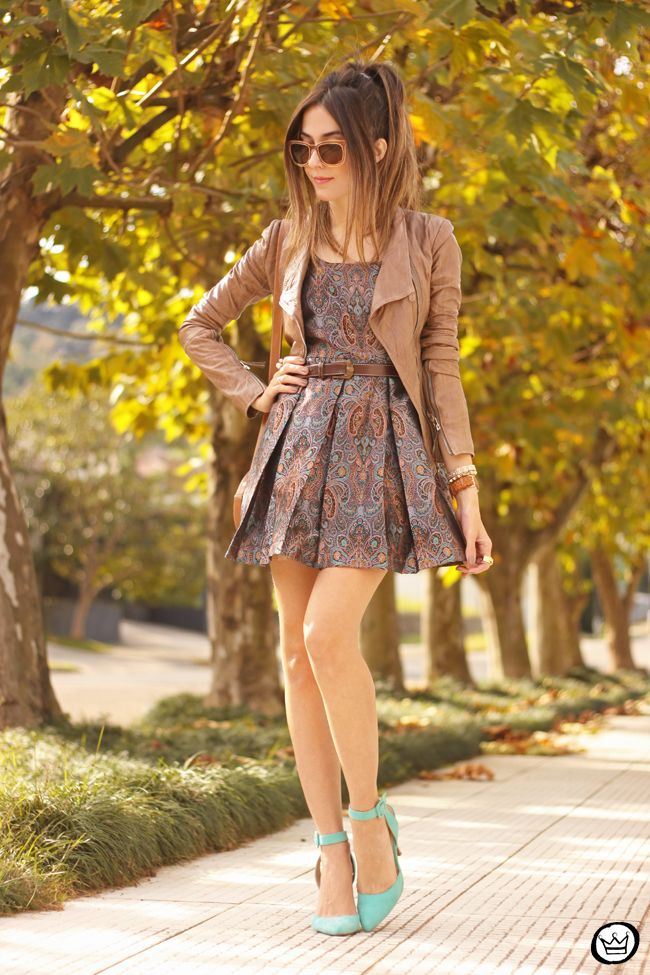 FashionCoolture - 26.06.2015 look du jour Decote paisley print look do dia (1)