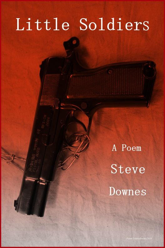 Little soldier poem cover #2