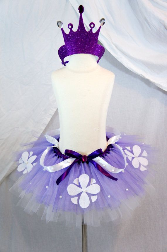 Sofia the First Inspired Tutu