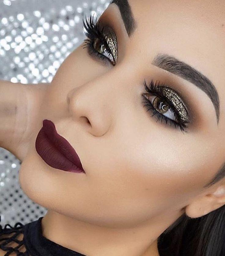 Sexy makeup tease — pic 13