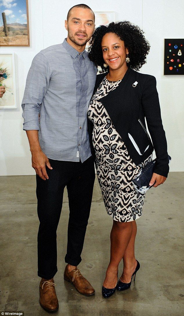 Grey's Anatomy Star Jesse Williams And Wife Split After Almost Five Years Of Marriage