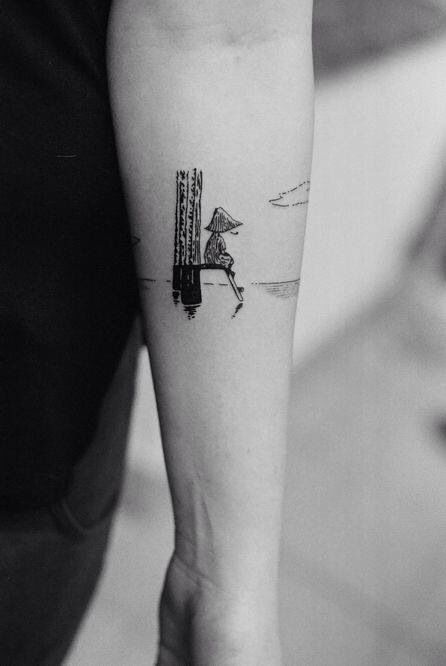 Tattoo cool stuff pinterest tattoos and body art for Minimal art betekenis
