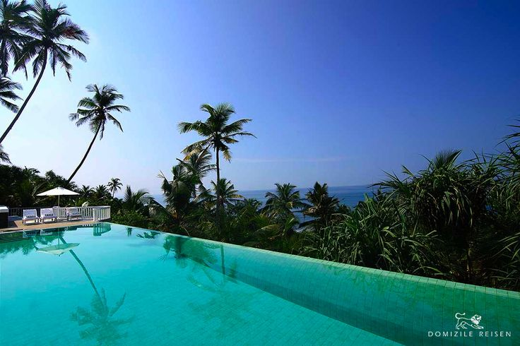 #SRILANKA # HOLIDAY Luxusvilla-Landhaus-Villa in Sri Lanka-Galle - 2-10 persons - 5 bedrooms - private beach - private staff and cook - whale watching possible - from 1500 € per day