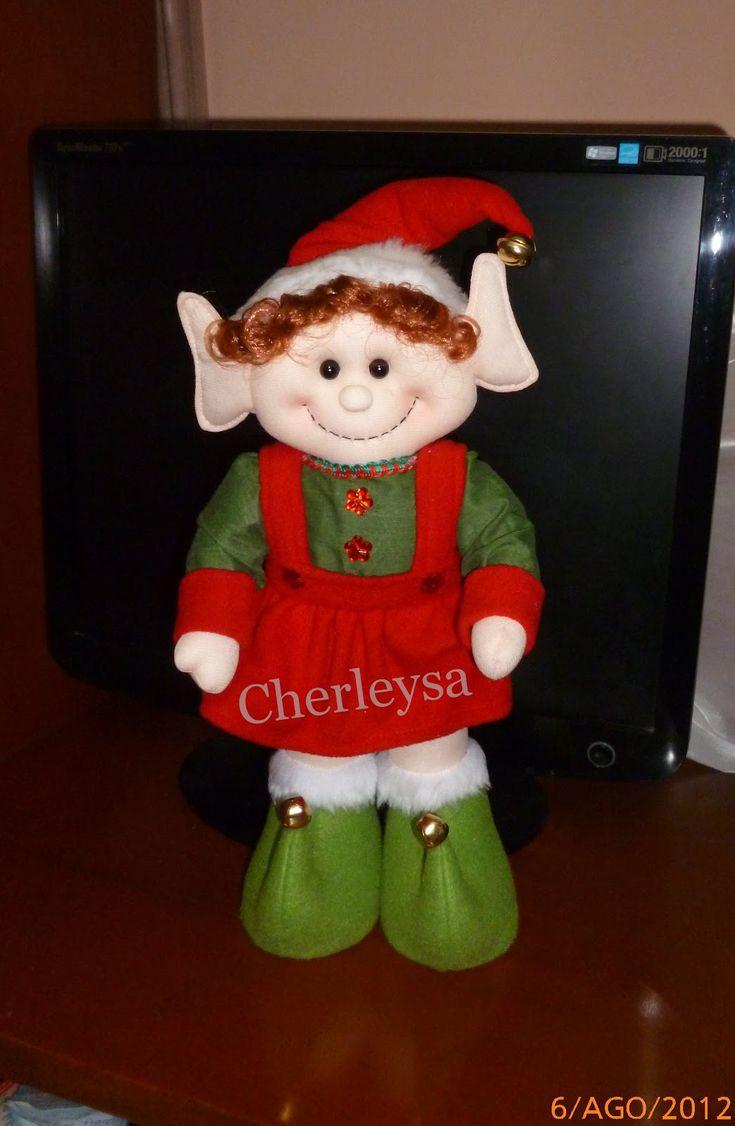 238 mejores im genes sobre navidad en pinterest adornos - Ver figuras de navidad ...