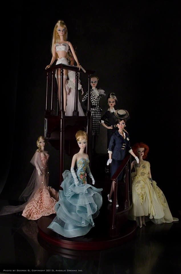 Best 154 Best Barbie Display Shelves Images On Pinterest 400 x 300