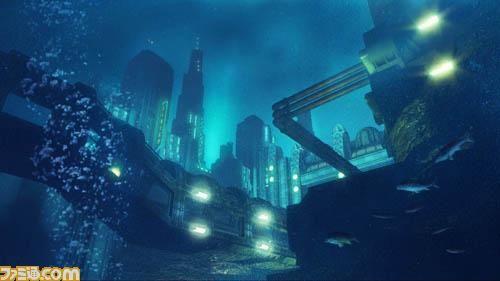 海底都市の狂気を感じろ! PS3『BIOSHOCK(バイオショック)』体験版が配信スタート - ファミ通.com