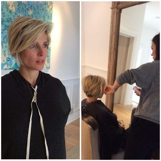 I'm gonna need Elsa's hair cut!