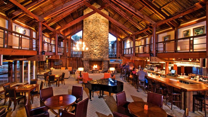 Timbercove Lodge