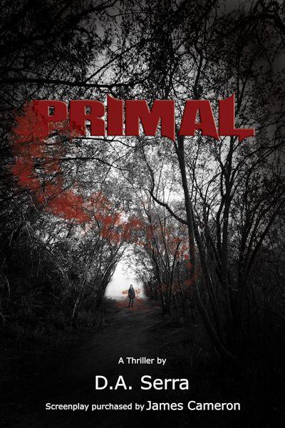 Primal by D. A. Serra- Great Crime Fiction!  Jan.Feb 2013