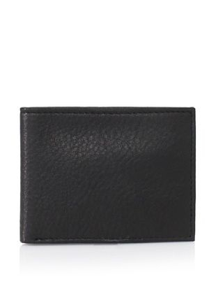 Joseph Abboud Men's Smooth Pebble Tuxedo Wallet