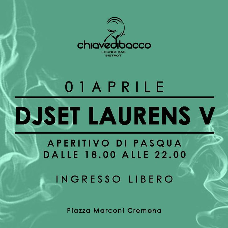 #LAURENSV #CHIAVEDIBACCO #CREMONA #CR #SUNDAY #NIGHT  #WINTERSEASON #2K17 #2K18 #HOUSESESSION #HOUSEQUALITY #DJ #EASTER #PARTY