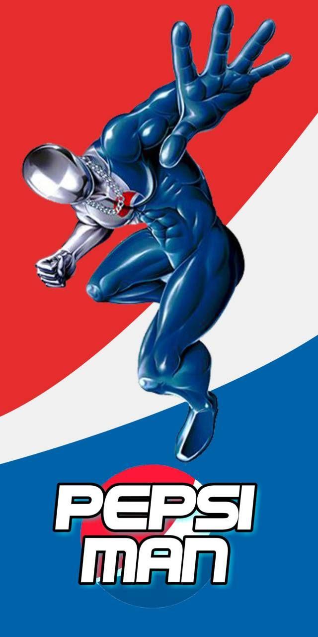 Pepsiman Wallpaper By Pk Fire 0e Free On Zedge Pepsi Man Pepsi Wallpaper