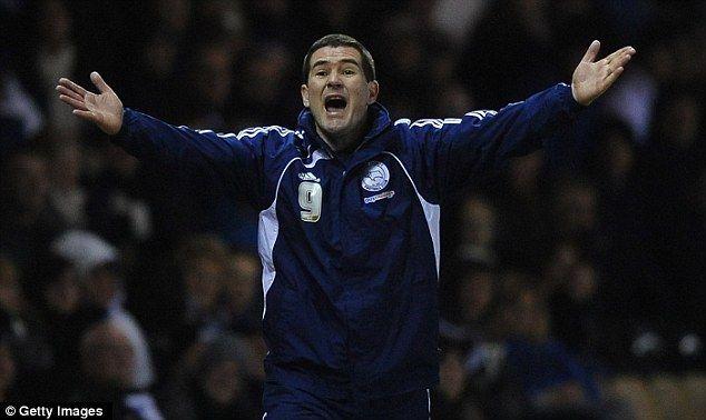 Sheffield United appoint Nigel Clough