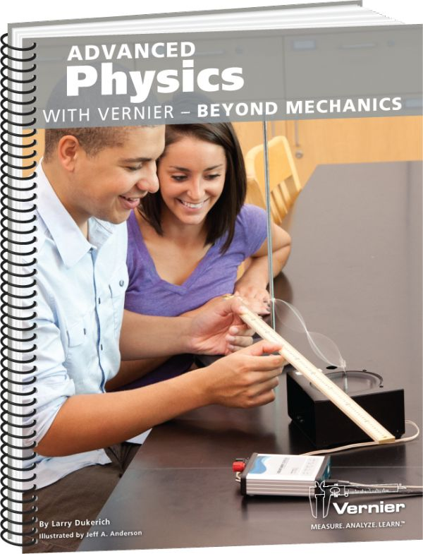Lab Manual Volume II - Advanced Physics with Vernier – Beyond Mechanics > Vernier Software & Technology