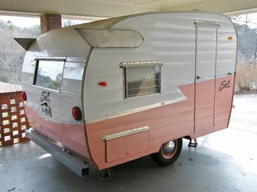 Vintage Trailer Weights : Best images about light weight travel trailers on