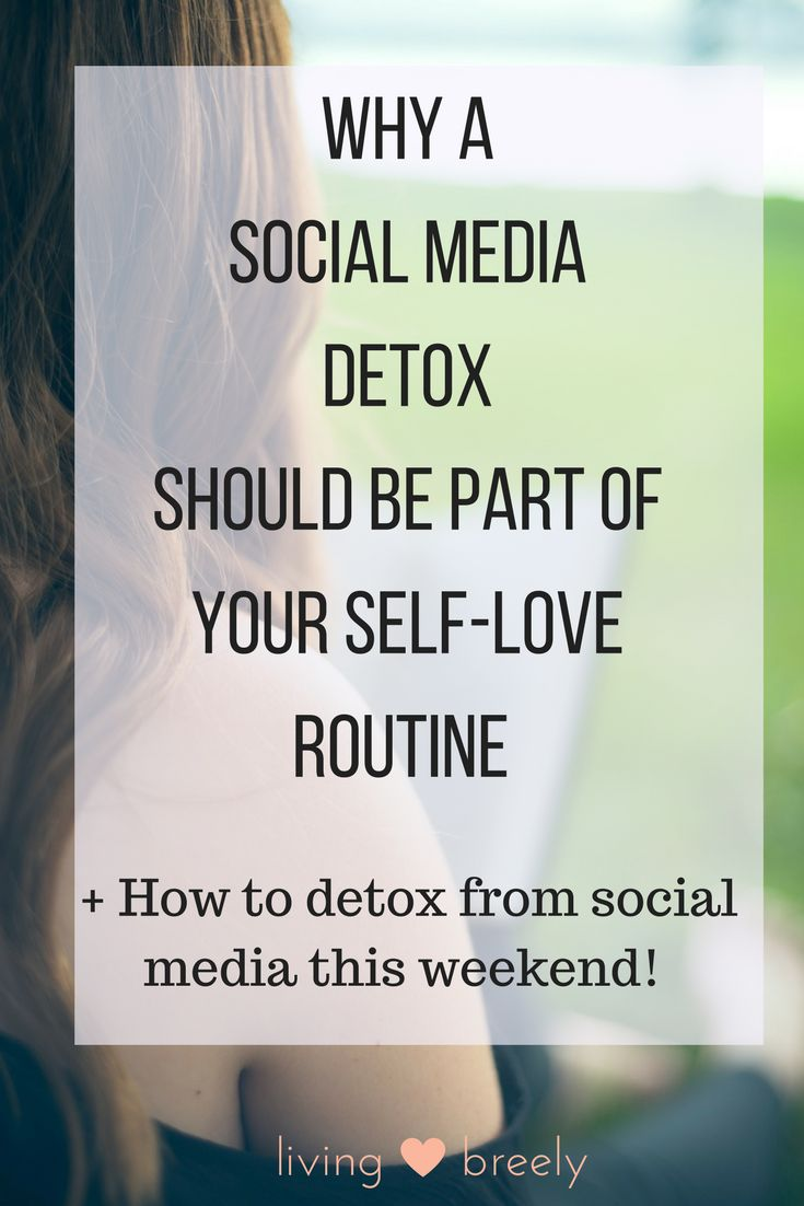 Are you addicted to social media? Sometimes it feels like social media has taken over our lives! CLICK THROUGH to Challenge yourself to take a social media detox this weekend! Self-Love | Self-Care | Detox | Social Media