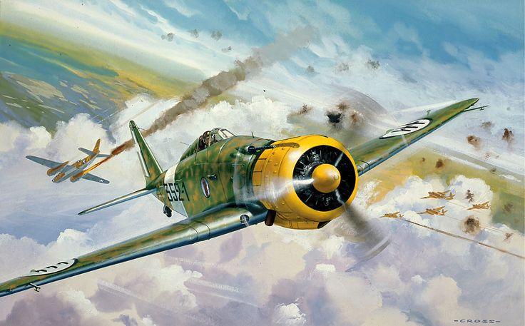Roy Cross - Fiat G.50