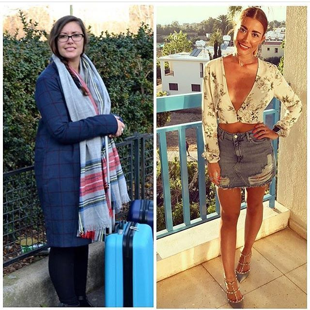 #transformationtuesday The left pic was not even my biggest. I went on to gain another 1 1/2 stone before I got to my biggest of 13.4! Honestly can't remember every being that person anymore. Joining @slimmingworld & deciding to change was the best decision I've ever made. It took me a year to go from 13.4 to 8 stone. I now maintain between 8-8.6 and have been for about 18 months. I never went to a Slimming World group. I had an online membership for the year I was loosing & now just…