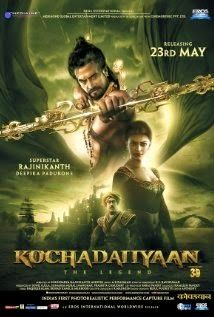 Kochadaiiyaan [2014] Watch Movie Online Free Movie2k : A saga of revenge undertaken by a son for his father's name and his kingdom. Starring: Rajnikanth, Deepika Padukone, Sarath Kumar Director: Soundarya Rajinikanth @ http://www.movie2kto.in/2014/05/kochadaiiyaan-2014-watch-online-free.html