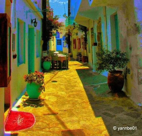 ΣτασοκάκιατηςΠλάκαςστηΜήλο  In the streets of Plaka, Milos island #Greece