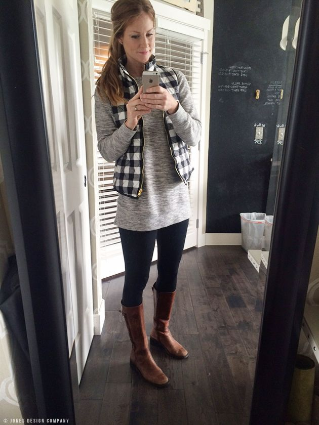 Seven Favorite Wearable Outfits For Fall (with current sources!)