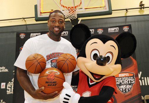 'The NBA Experience at Walt Disney World Resort' Coming to Disney Springs