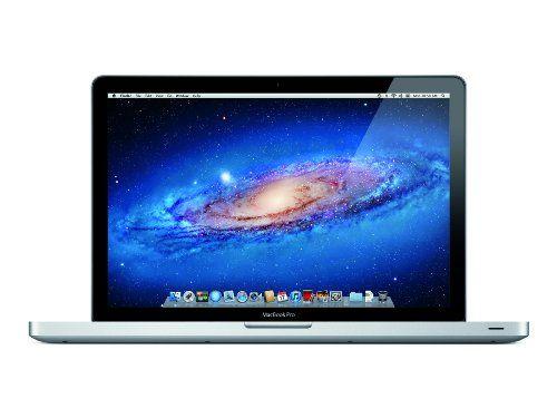 cool Apple Macbook Pro 15-inch Laptop (Intel Core i7 Quad Core 2 GHz, 4 GB RAM, 500 GB HDD, AMD Radeon HD6490M, OS X) - White - 2011