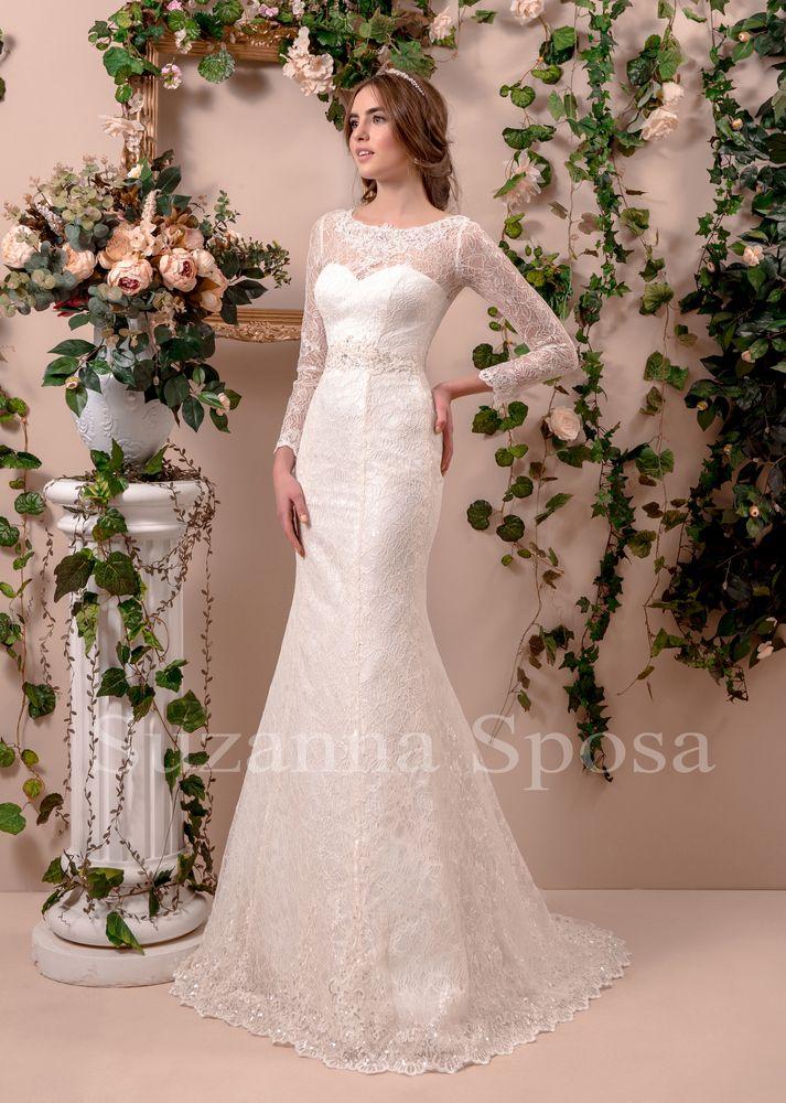 Edna - Nava Bride #navabride #suzanasposa #bridalgowns #bride #weddingdress
