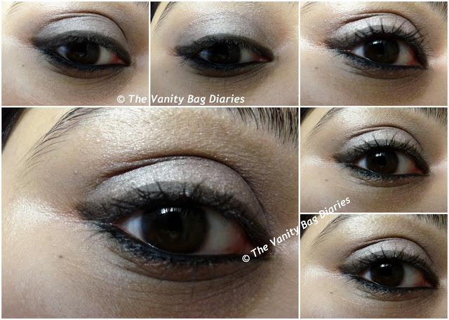I am back finally !! Last few weeks have been very busy with shifting and packing, unpacking and settling down..my new place is almost settled now and getting better day by day :)        Anyways coming back to today's post, I have an everyday EOTD for you guys, work/school appropriate using 'We