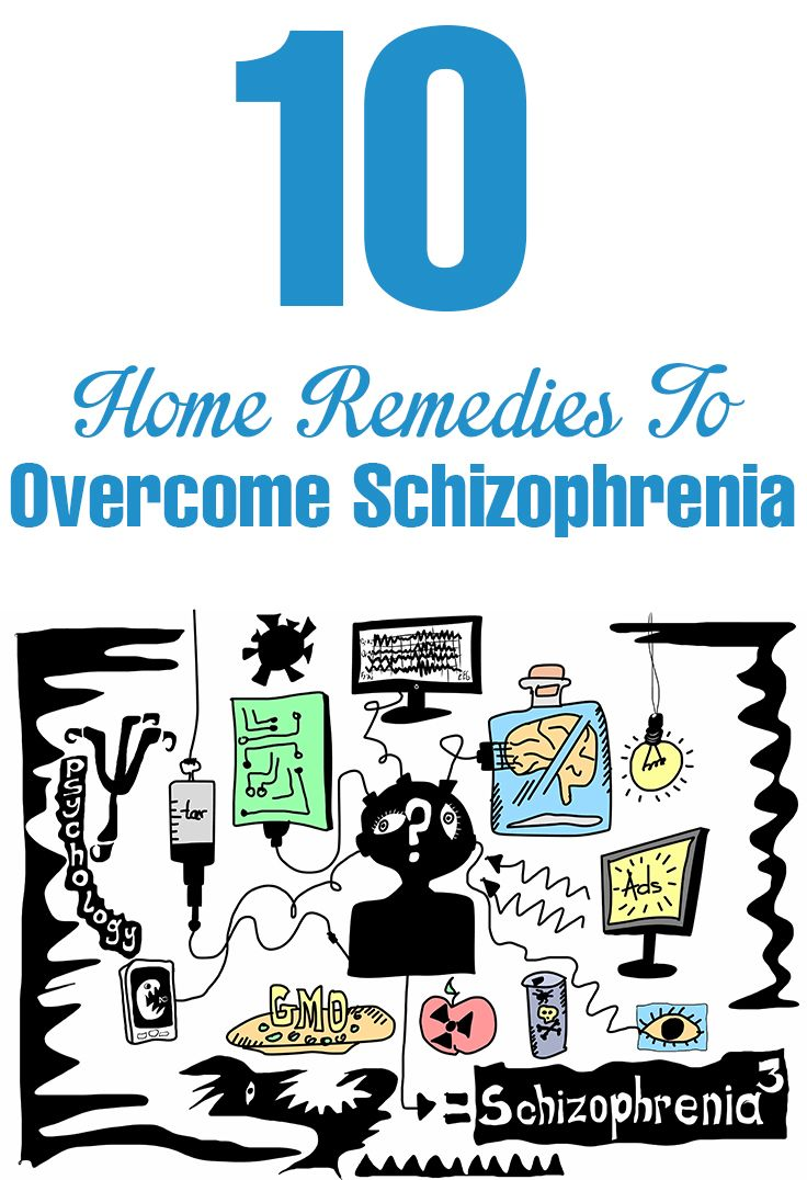 Top 10 Home Remedies To Overcome Schizophrenia