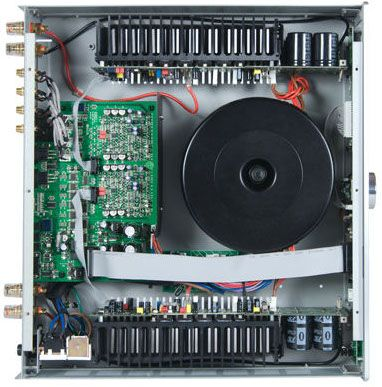 KRELL-Integrated Amps