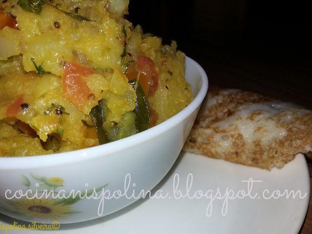 Cocina !!!: Potato Bhaji Recipe !!!
