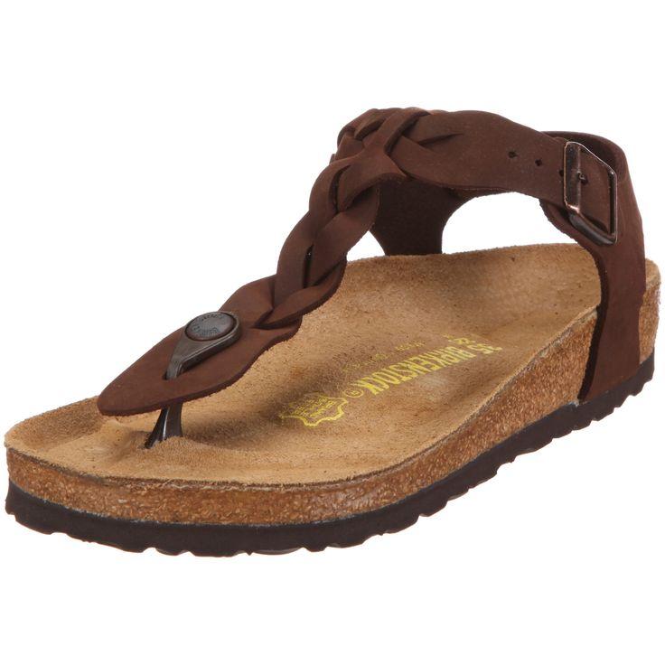 Birkenstock Kairo 47693, Tongs mixte adulte - Havane, 35 (narrow) EU: Amazon.fr: Chaussures et Sacs